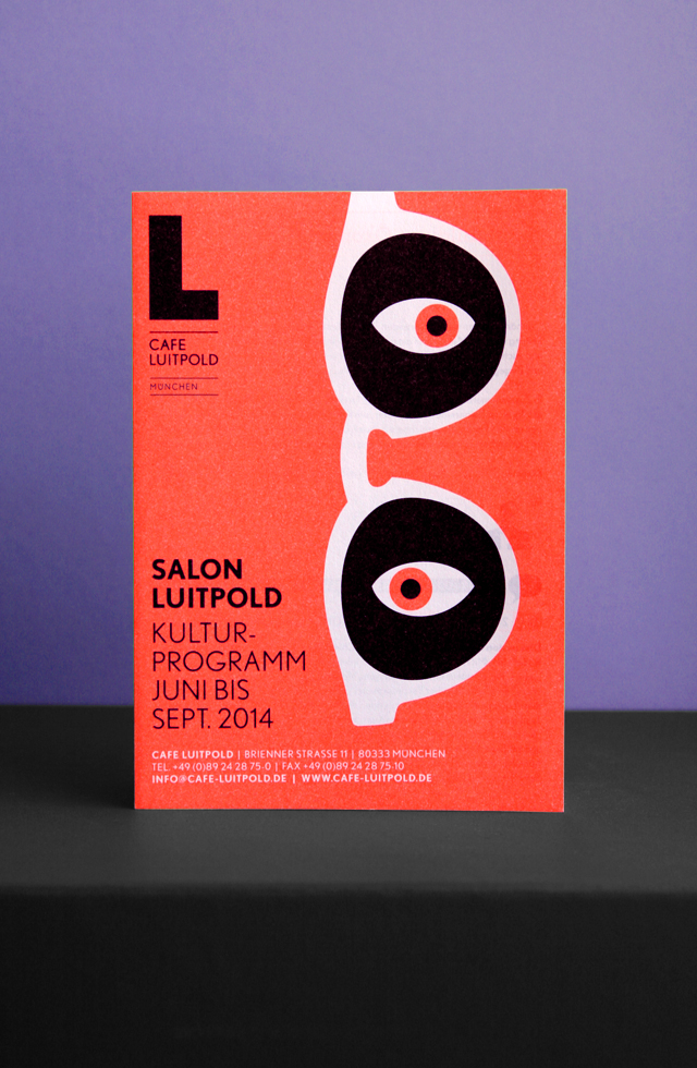 Maria Fischer Design Illustration Art Direction Cafe Luitpold