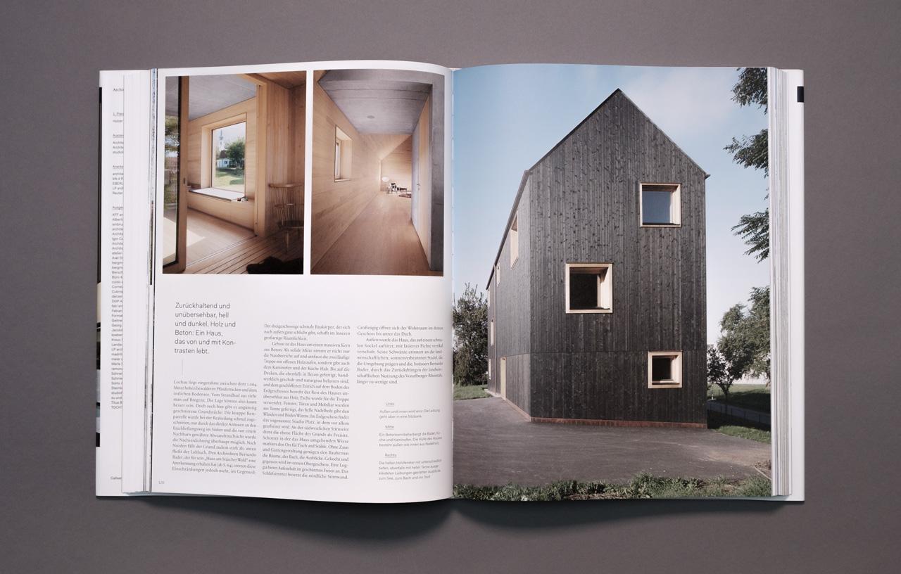 Häuser Des Jahres 2017 maria fischer · design, illustration, art direction · häuser des